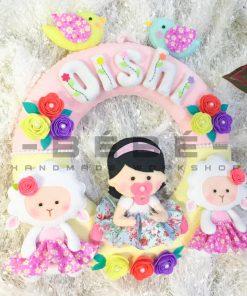 Phụ kiện trang trí sinh nhật bé gái TN16