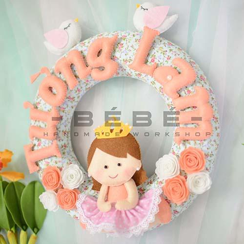 Trang tri sinh nhật bé gái TN34