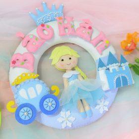 Trang trí sinh nhật bé gái TN51