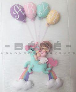 Bảng tên handmade BT19