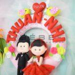 Tham khảo ngay những mẫu quà cưới handmade tại BÉBÉ