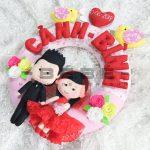 Chọn mua món quà cưới handmade ý nghĩa