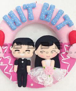 Vòng cưới handmade DC01