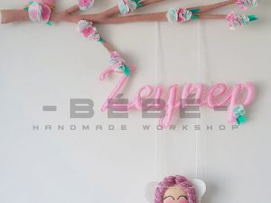 Bảng tên handmade BT07