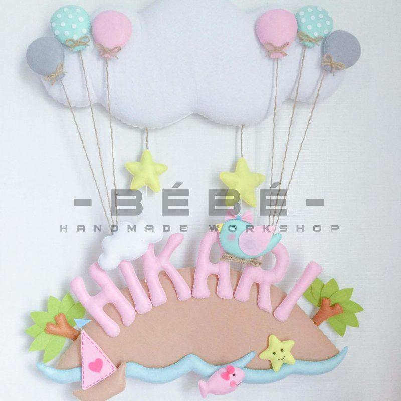 Phụ kiện trang trí sinh nhật BT01