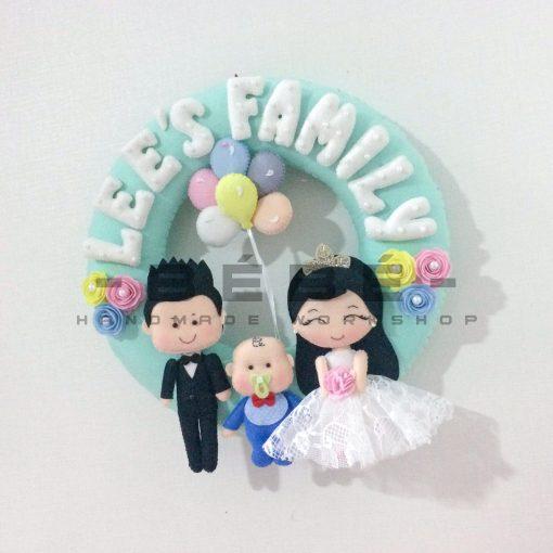 Quà cưới handmade DC08