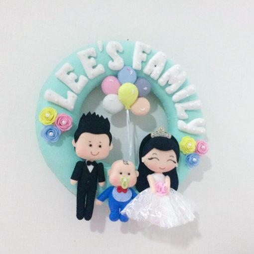 Vòng cưới handmade DC08