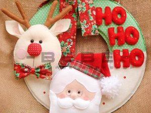 Phụ kiện trang trí Giáng Sinh GS08