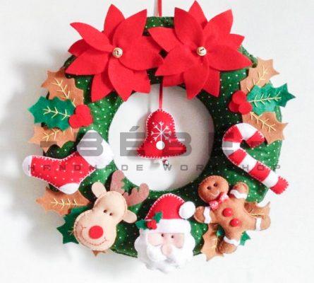 Trang trí Giáng Sinh handmade GS03