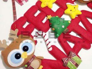 Trang trí Giáng Sinh handmade GS12