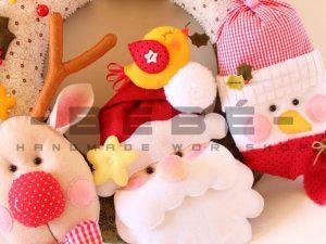 Trang trí Giáng Sinh tại nhà GS07