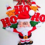 Mang handmade vào ý tưởng trang trí Giáng Sinh