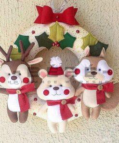 Trang trí Noel handmade GS05