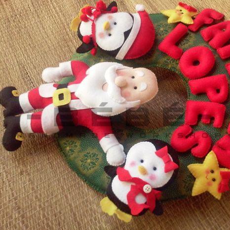 Trang trí Noel handmade GS10
