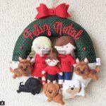 Trang trí Giáng Sinh với concept Gia đình