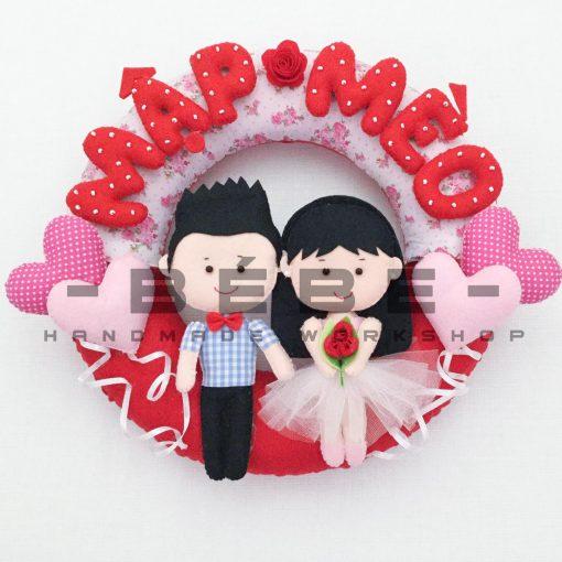 Vòng cưới handmade DC10