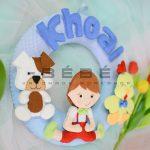 Vòng tên thôi nôi TN34 – món quà thích hợp cho bé tuổi Chó
