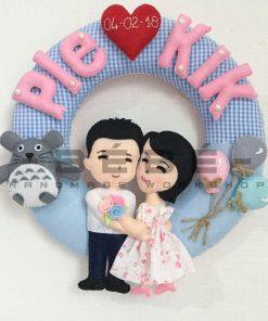 Quà cưới Totoro DC16